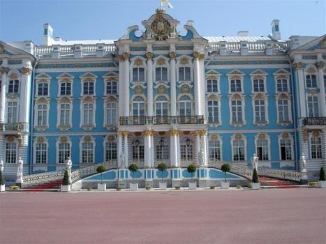 Saint p tersbourg for Les jardins de catherine